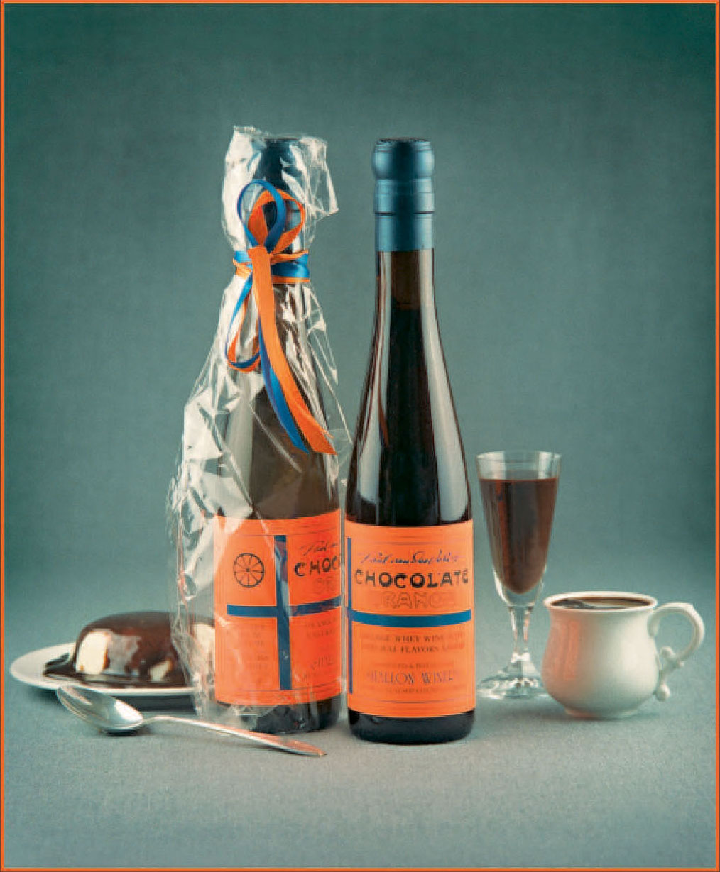 Chocolate Wine?